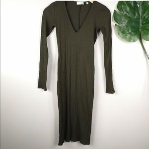 Wilfred free maxi dress